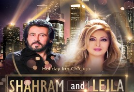 Shahram Shabpareh, Leila Forouhar in Happiest Norouz Concert