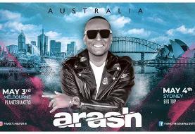 Arash Live in Sydney