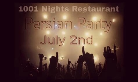 Persian Saturday Night Party