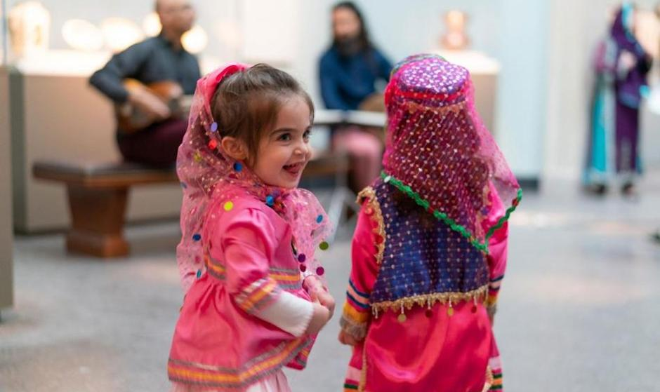 Event Postponed- Nowruz: A Persian New Year Celebration at The Smithsonian