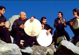 ZARBANG, Persian Master Percussion Ensemble