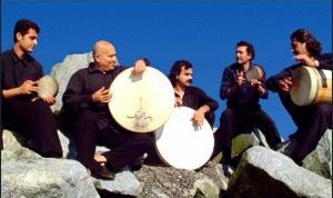 ZARBANG, Persian Master Percussion Ensemble