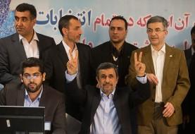 اژه ای باز احمدینژاد را تهدید کرد: به اتهاماتش اضافه شد، پرونده به موقع رسیدگی می شود