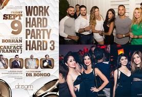 Work Hard Party Hard