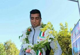 Iran's youth wrestling champion dies in a traffic accident