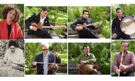 کنسرت فرزین دارابی فر و گروه موسیقی سنتی ایرانی