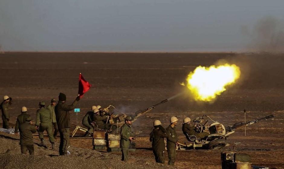 ایران آماده جنگ: تصاویر دومین روز رزمایش «فدائیان حریم ولایت»  از پرتاب بمب ۲۰۰۰پوندی از C-۱۳۰ تا بمبهای قاصد