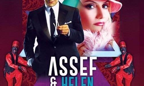 Nowrooz Event: Faramarz Assef & Helen In Belgium