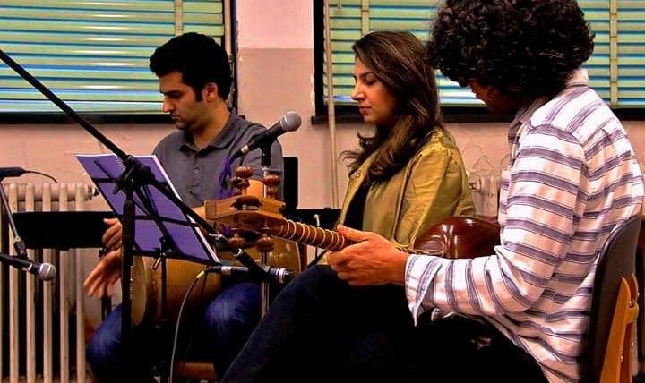 Traditional Persian Music (SAZ)