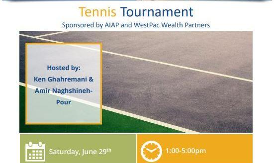 Association of Iranian American Professionals Tennis Tournament