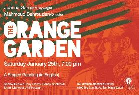 The Orange Garden by Mahmoud Behrouzian: A Staged Reading