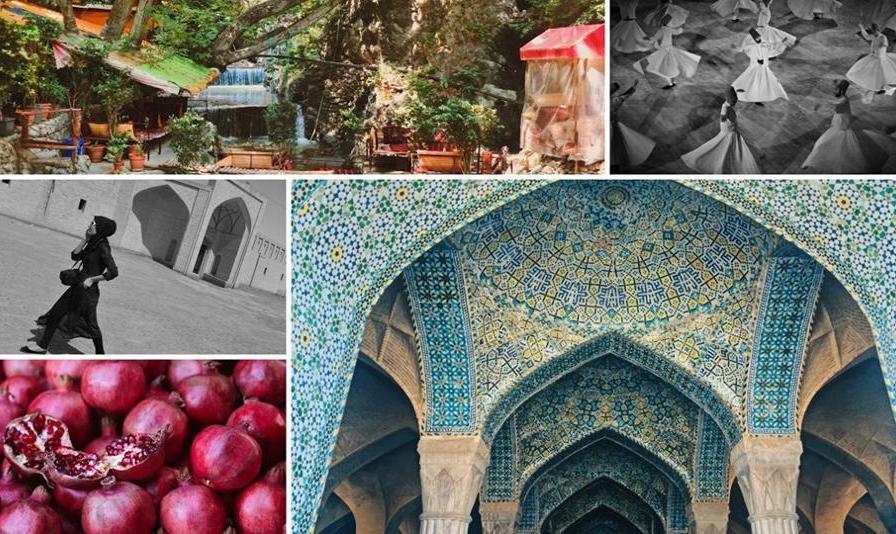 نمایشگاه ایران از دریچه لنز عکاسان حرفه ای