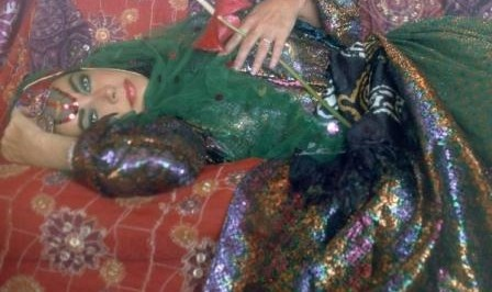 Elizabeth Taylor in Iran Photo Exhibition