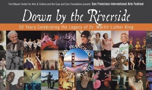 جشنواره بین الملی هنر در سان فرانسیسکو