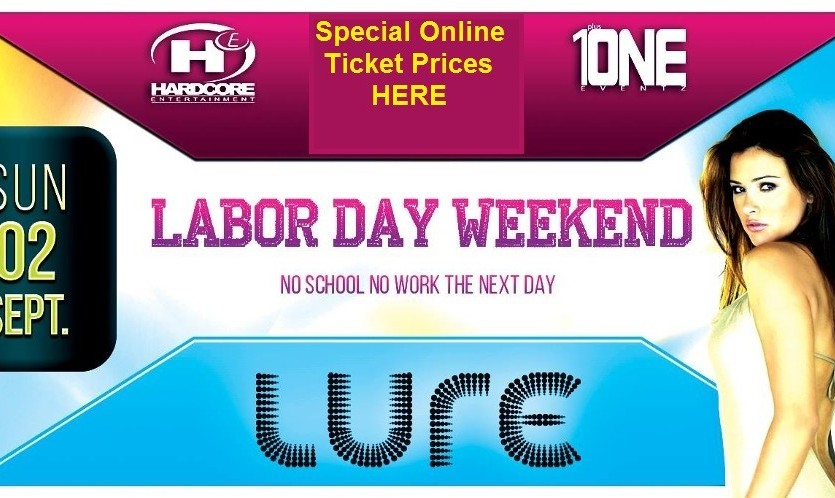 Labor Day Weekend Bash with Iranians at Lure