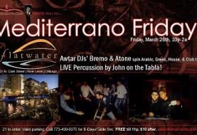 Mediterrano Fridays