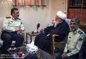 Head of Iranian Police: We are alone and under equipped in fighting moral and social vice like poor Hijab!