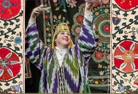 The ۴th Biennial Silk Road Dance Festival