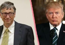 کنایه سنگین بیل گیتس به کمدانشی ترامپ در مورد بیماریهای جنسی و ترس همسر گیتس از نظر جنسی ترامپ به دخترشان!