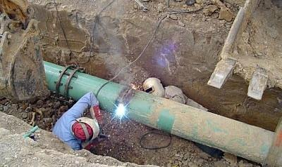 سرقت به روش پیشرفته دهها هزار لیتر بنزین از شاه لوله انتقال بنزين ...