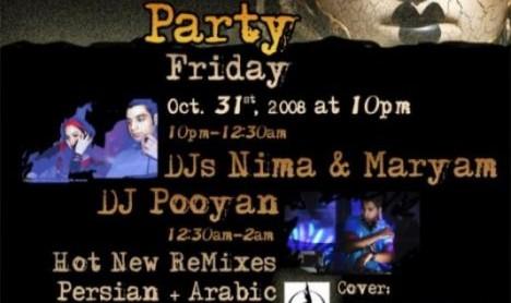 DiscoParvaaz - Halloween Party