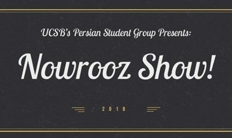 UCSB Nowrooz Celebration 2018