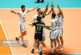 پایان لیگ پرتنش و جذاب: شهرداری ورامین بر بام والیبال ایران