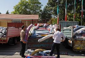 از ماینر تا کریستال: ۲۷ کامیون حامل ۶۰۰ میلیارد ریال کالای قاچاق در تهران متوقف شد