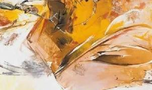 نمایشگاه آثار نقاشی نگاره آیت اللهی در گالری هور