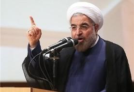 روحانی: نباید به مردم سخت بگیریم، باید صدای مردم را شنید
