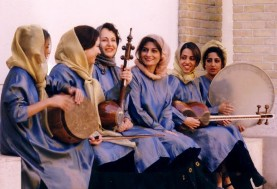 Rozaneh Ensemble in Concert