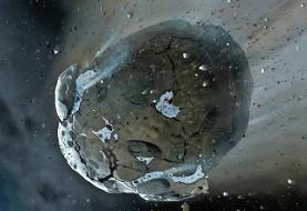 ناسا: یک سیارک از بیخ گوش زمین عبور کرد (+عکس)