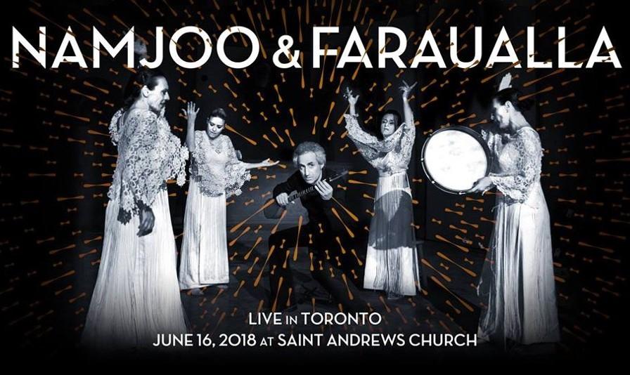 Mohsen Namjoo & Faraualla in Toronto