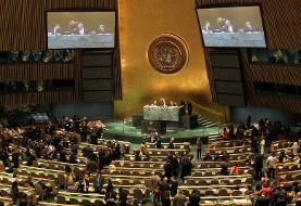 Similar to Israel and Saudi Arabia, Iran also rejects a UN Human Rights Resolution; Only 85 countries voted for the Resolution