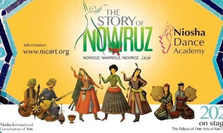 Niosha Plans to Take The Story of Nowruz to the Palace of Fine ...