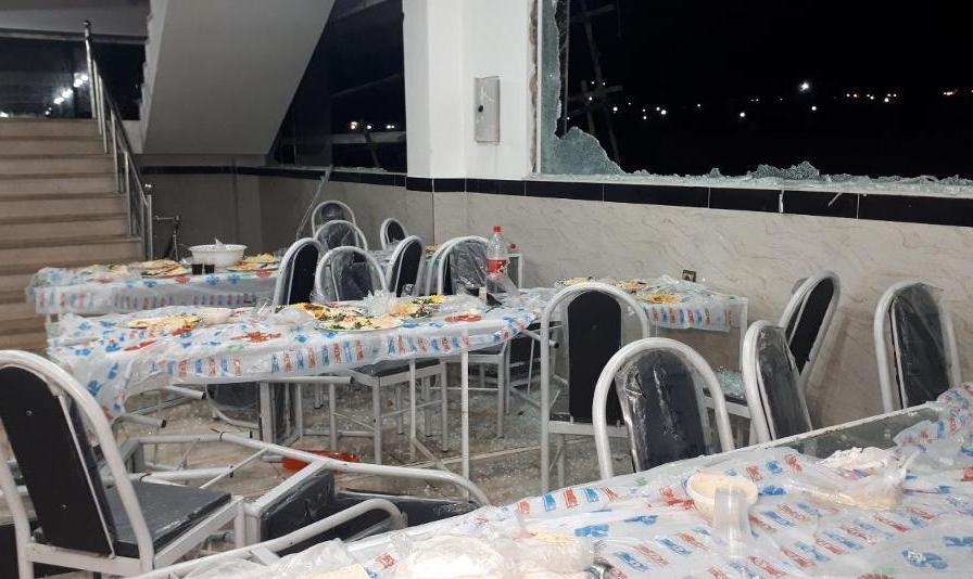 صاحب تالار عروسی سقز اصلاً بازداشت نشده و متواری است! ۶۰ کشته و زخمی در انفجار مشکوک مراسم عروسی