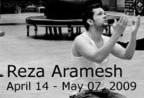 نمایشگاه آثار هنری رضا آرامش
