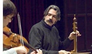 Ghazal Ensemble: Kayhan Kalhor and Shujaat Husain Khan