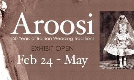 Aroosi, Opening Reception Celebrating 150 Years of Iranian Wedding Traditions
