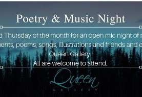 An Evening of Poetry and Music