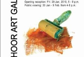 The group exhibition of Print Making