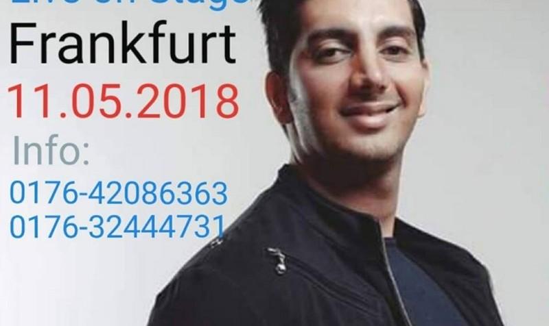 Farzad Farzin Live in Konzert Asheghaneh Tour