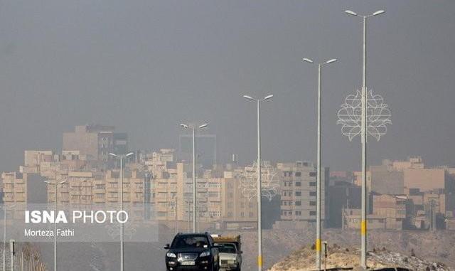 آلودگی همه  جا را گرفته: احتمال تعطیلی مدارس پایتخت تا پایان هفته