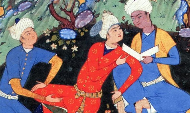 شب شعر فارسی همراه دکتر کریمی حکاک، الان ویلیامز و شعر خوانی نرگس فرزاد