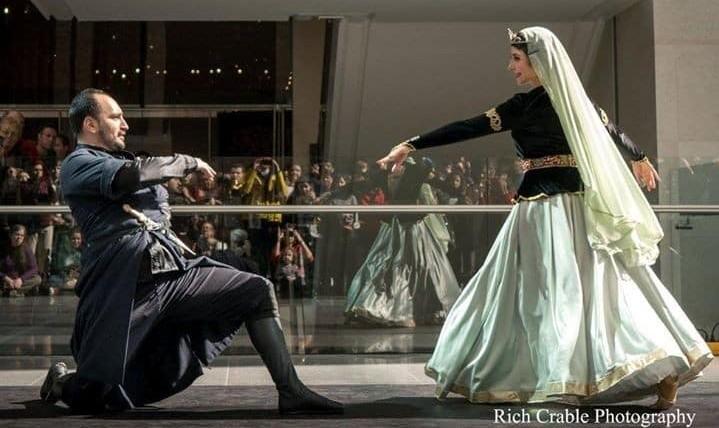 کلاس رقص مردانه آذری