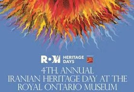 ۴th Annual Iranian Heritage Day at the Royal Ontario Museum