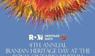 روز میراث فرهنگی ایران در موزه سلطنتی اونتاریو