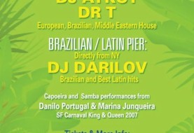 Brazilian Independence Day Party