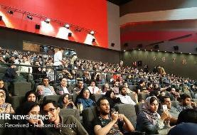 کاهش تماشاگران سینما در ۱۱ ماه اول سال