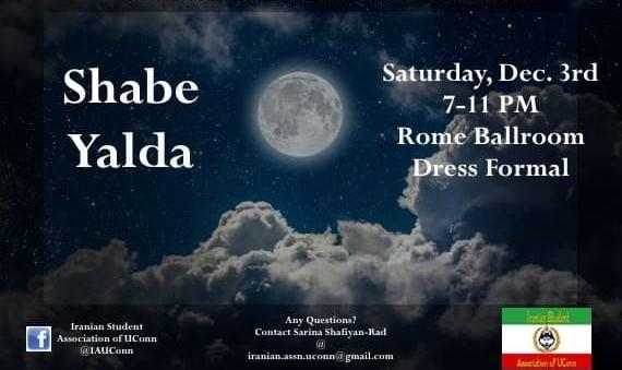 Shabe Yalda Celebration